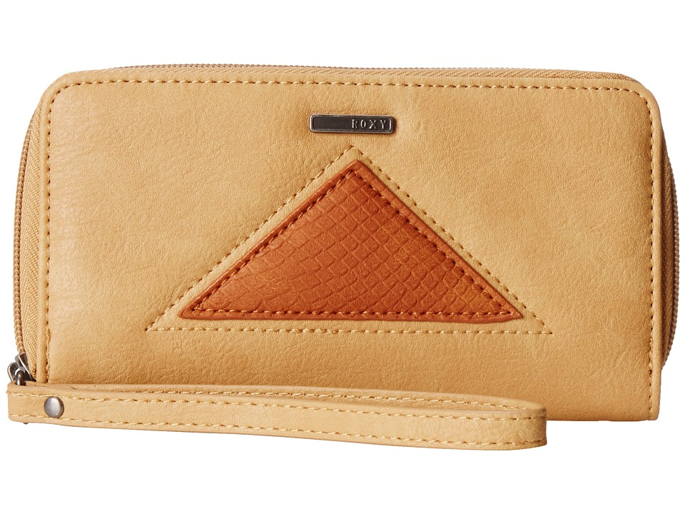 Roxy - Tides Wallet (Taos Taupe) Wallet Handbags