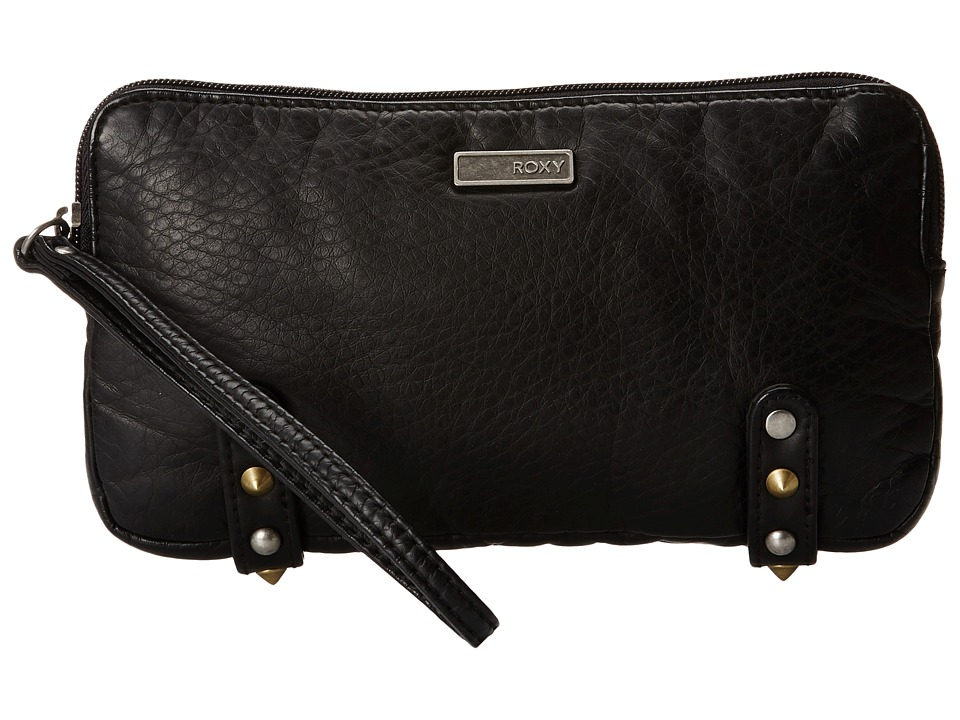Roxy - Going Pro Wallet (True Black) Wallet Handbags