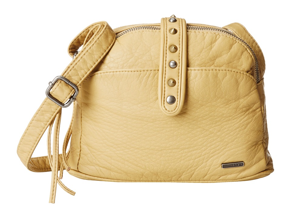 Roxy - Yours Truly Crossbody Bag (Taos Taupe) Shoulder Handbags