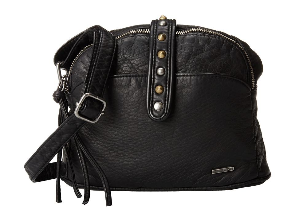 Roxy - Yours Truly Crossbody Bag (True Black) Shoulder Handbags