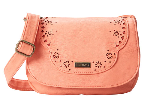 Roxy - Lotus Shoulder Bag (Melon) Shoulder Handbags