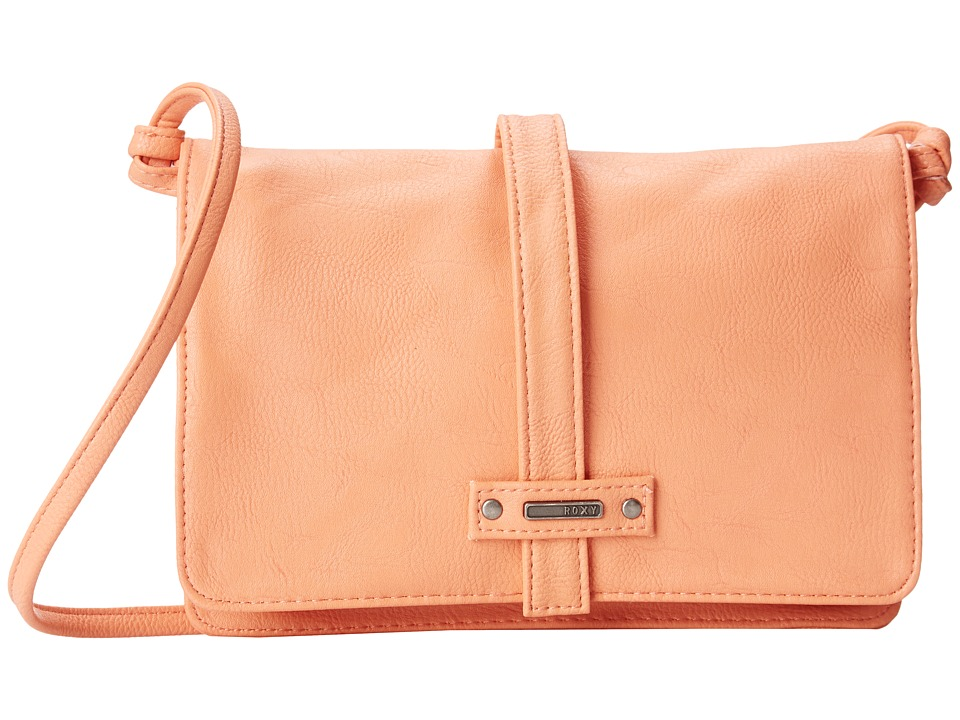 Roxy - Globe Trotter Crossbody Bag (Melon) Shoulder Handbags