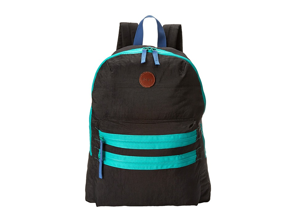 Roxy - Discovery Backpack (True Black) Backpack Bags