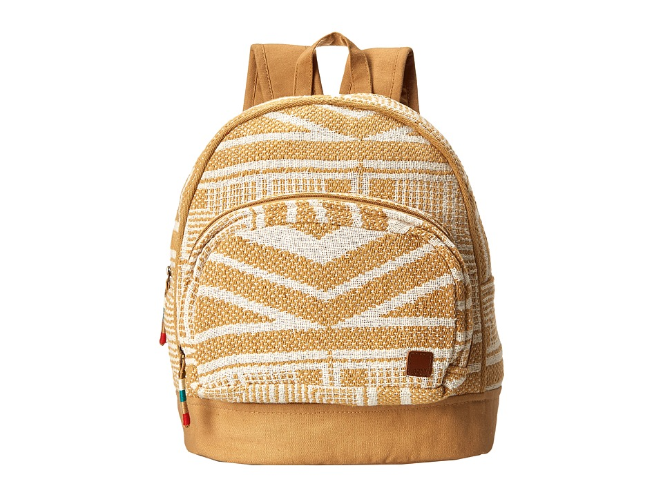 Roxy - Monsoon Backpack (Taos Taupe) Backpack Bags