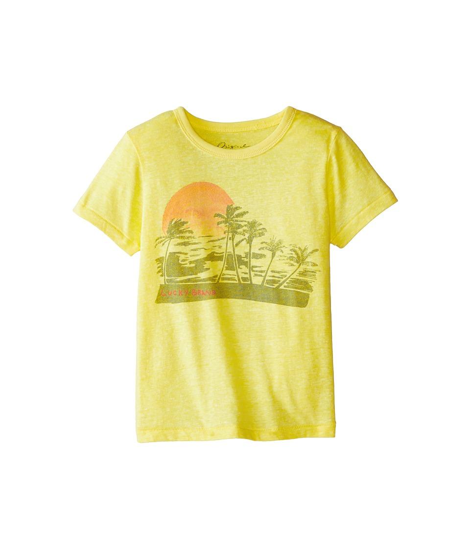 Lucky Brand Kids - Sunset Tee (Little Kids/Big Kids) (Go Lucky) Boy's T Shirt