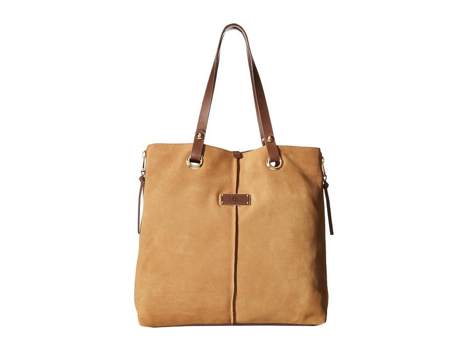 UGG - Seldon Tote (Chestnut 1) Tote Handbags