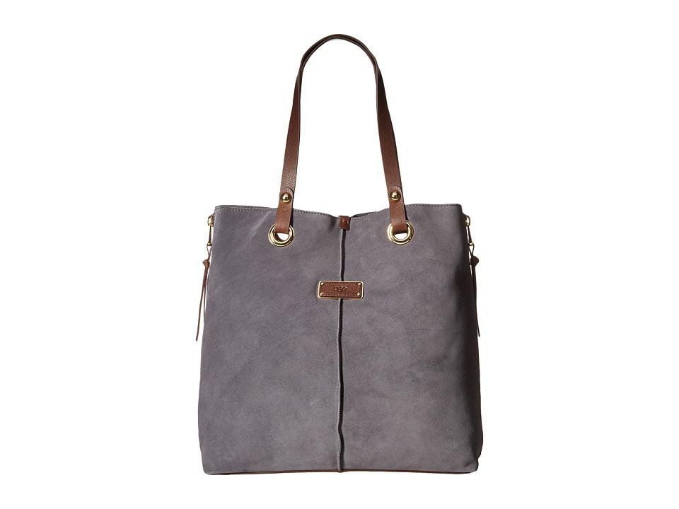 UGG - Seldon Tote (Grey) Tote Handbags
