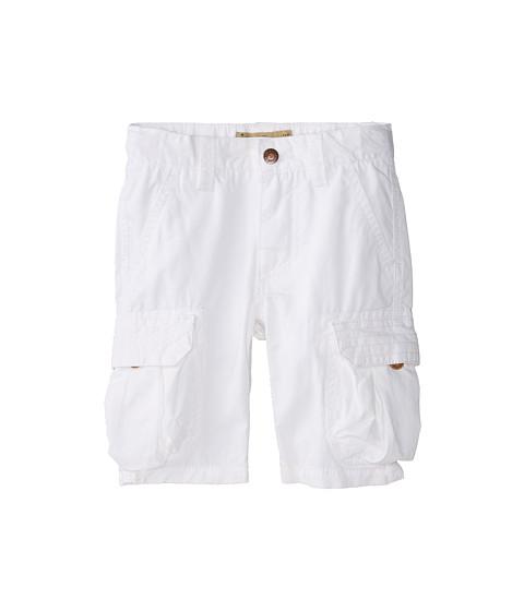 Lucky Brand Kids - Cabrillo Cargo Short (Toddler) (White) Boy