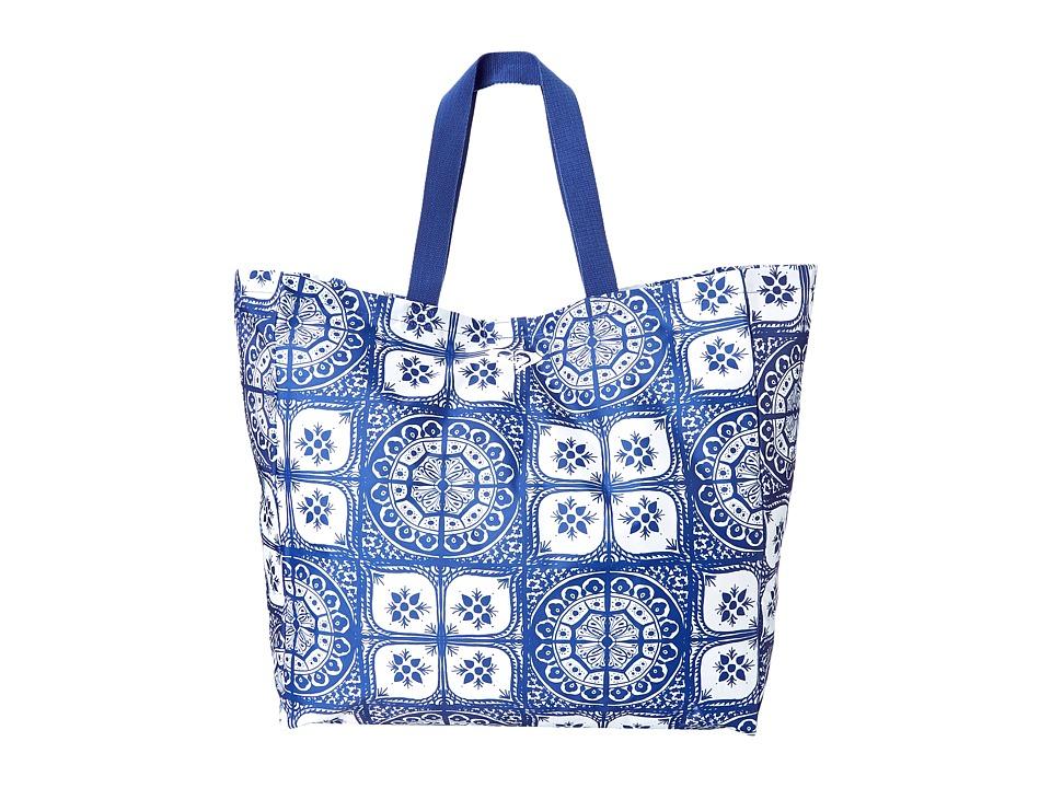 Roxy - Story Teller Tote (Mazarine Blue) Handbags