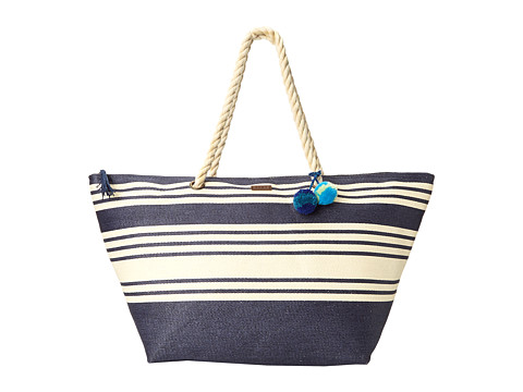 Roxy - Soul and Sand Tote (Patriot Blue) Tote Handbags