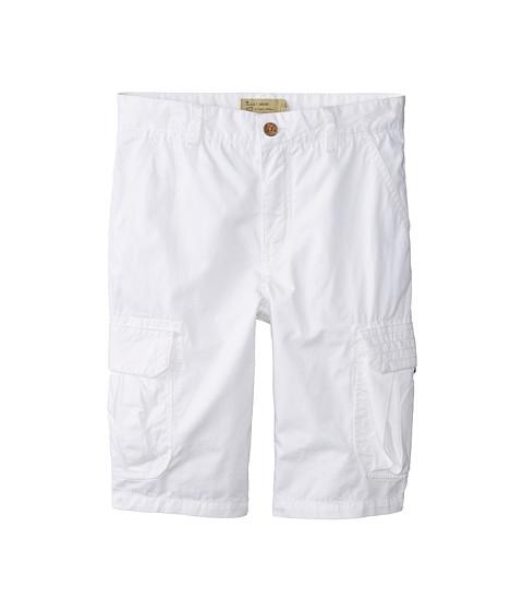 Lucky Brand Kids - Cabrillo Cargo Short (Big Kids) (White) Boy's Shorts