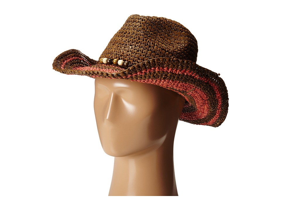 Roxy - Cantina Hat (Walnut) Traditional Hats