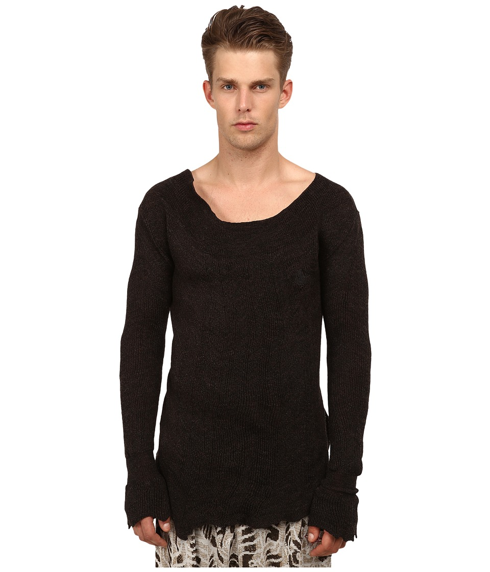 Vivienne Westwood MAN - Noam Jumper (Brown) Men's Sweater