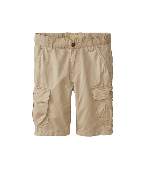 Lucky Brand Kids - Pham Cargo Shorts (Little Kids/Big Kids) (Chinchilla) Boy's Shorts