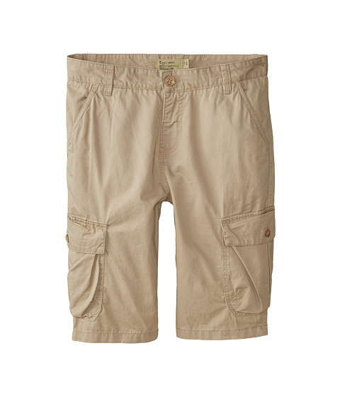 Lucky Brand Kids - Pham Cargo Shorts (Big Kids) (Chinchilla) Boy's Shorts
