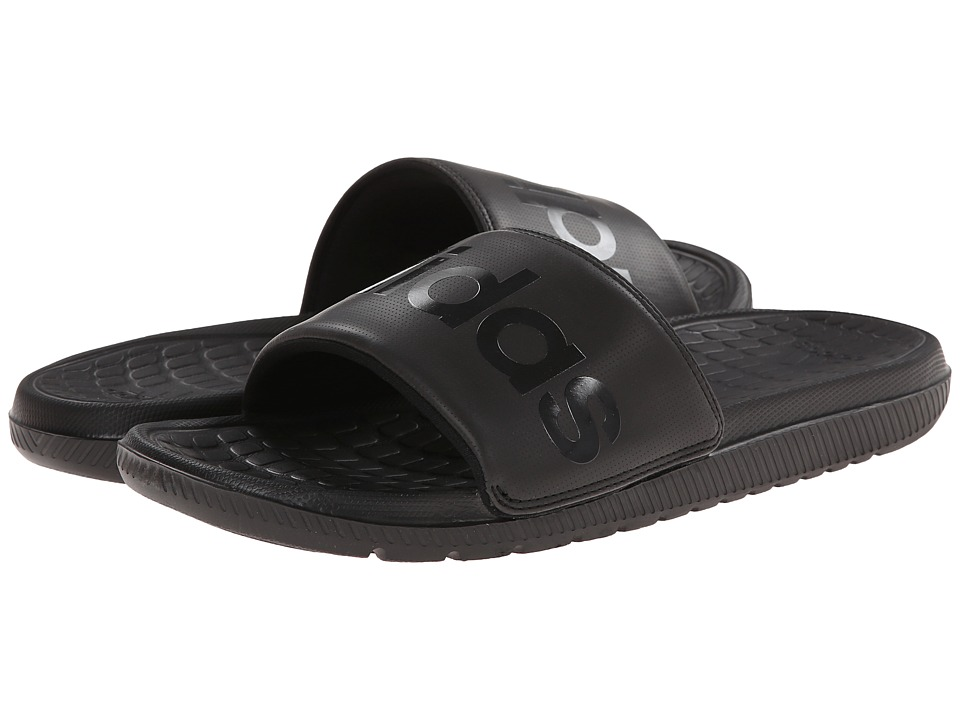 adidas - Voloomix (Black) Men's Sandals