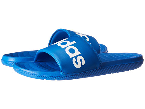 adidas - Voloomix (Bright Royal/White) Men's Sandals