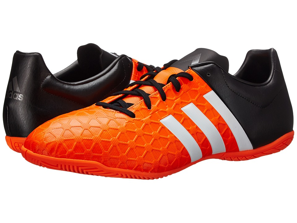 adidas - Ace 15.4 IN (Solar Orange/White/Black) Men