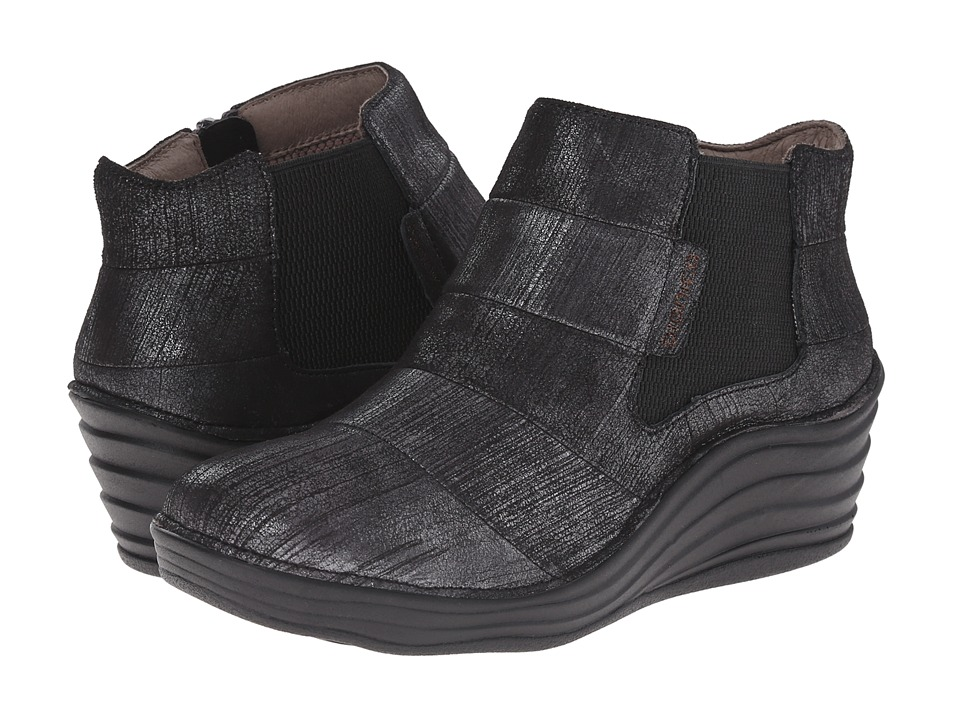Bionica - Focal (Anthracite) Women's Slip on Shoes
