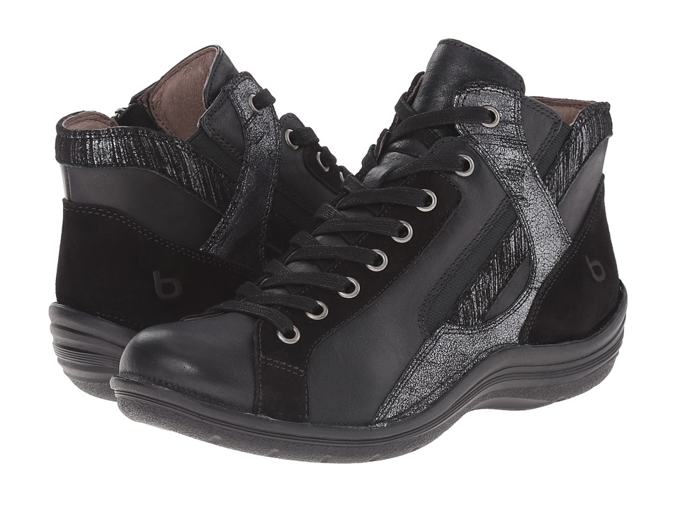 Bionica - Orbit (Black/Anthracite) Women's Lace up casual Shoes