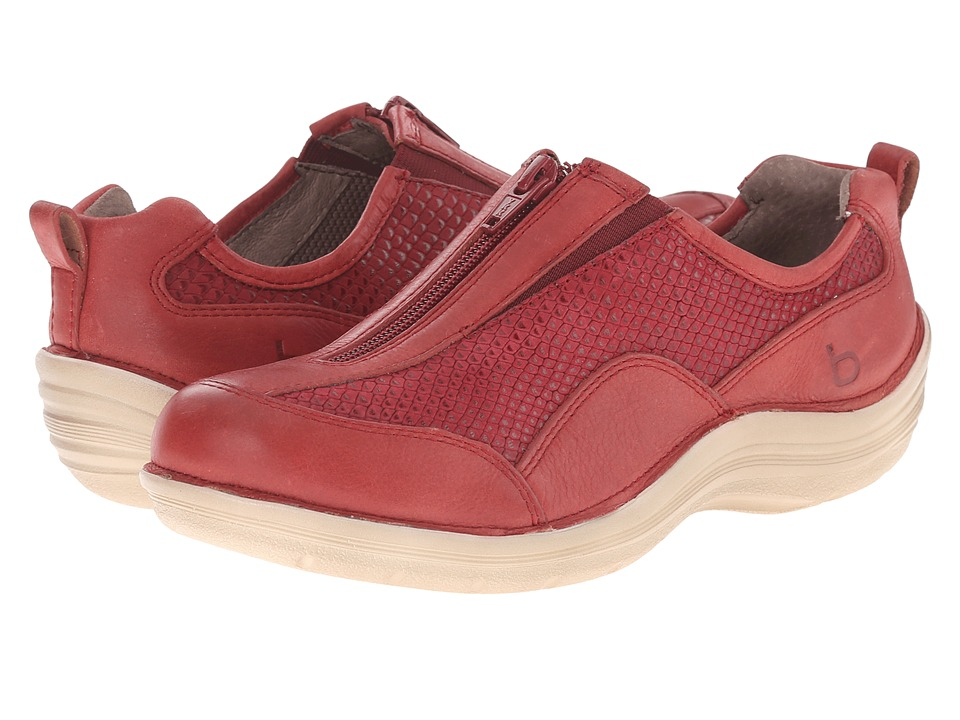Bionica - Oline (Red) Women's Slip on Shoes