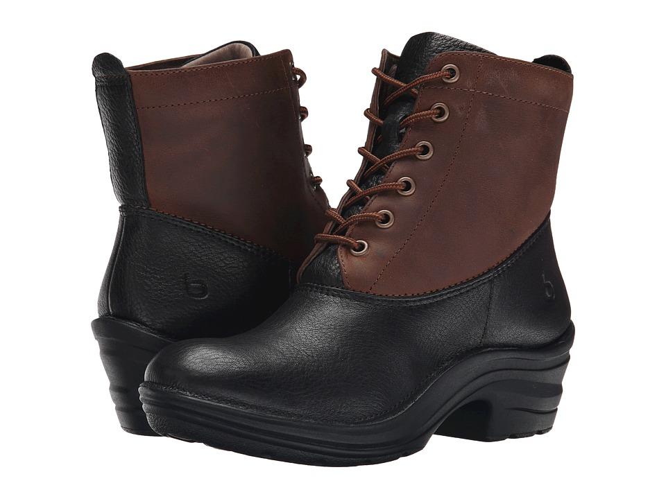 Bionica - Roker (Black/Barista) Women's Boots