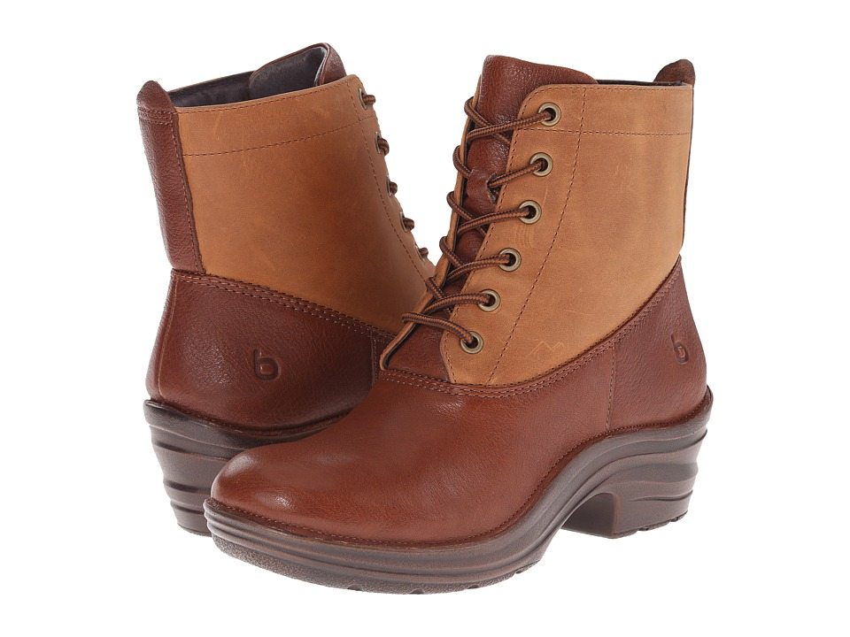 Bionica - Roker (Sturdy Brown/Warm Tan) Women's Boots