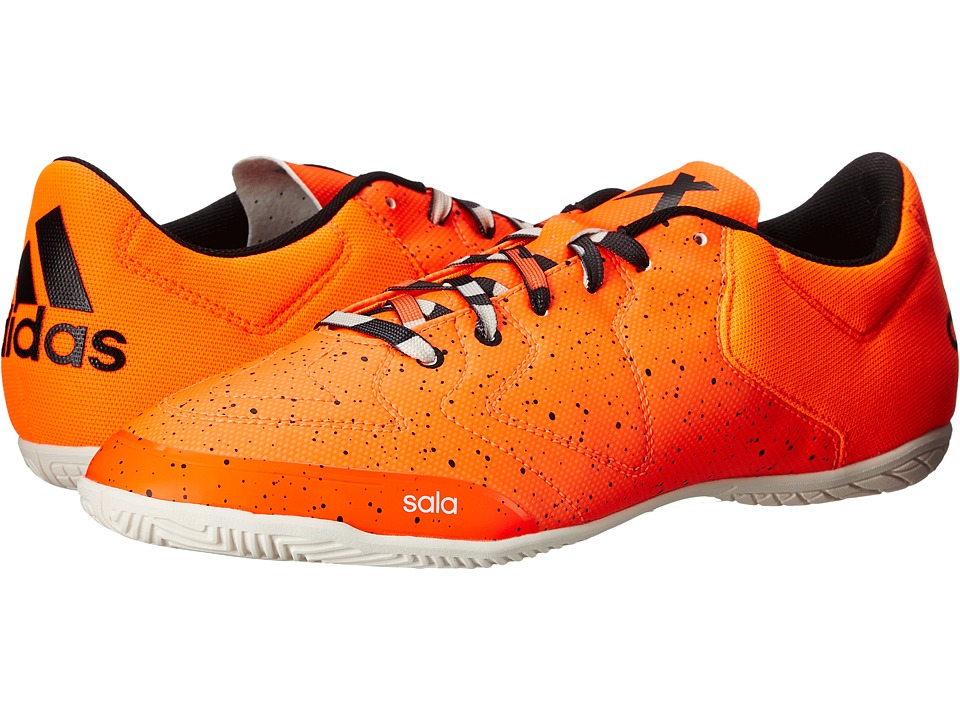 adidas - X 15.3 CT (Solar Orange/Black/Chalk White) Men's Shoes