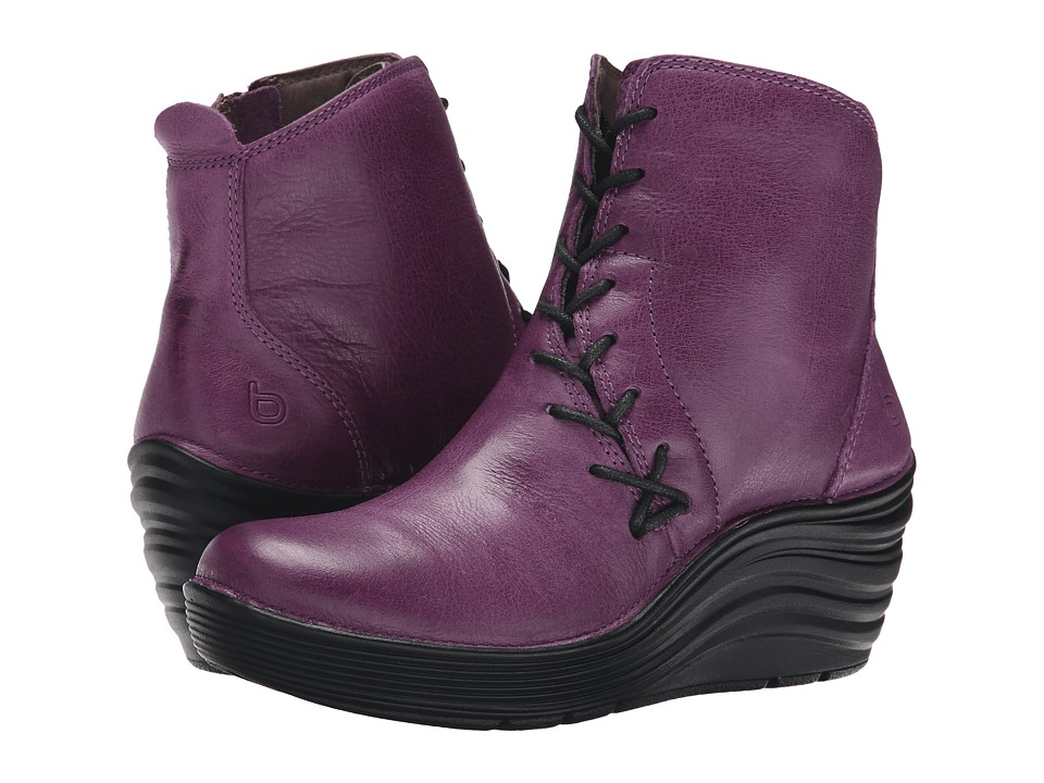 Bionica - Corset (Purple) Women's Boots