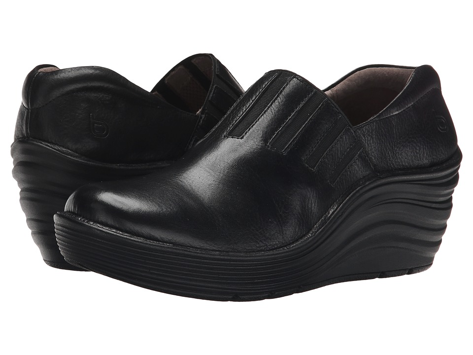 Bionica - Coast (Black) Women's Slip on Shoes