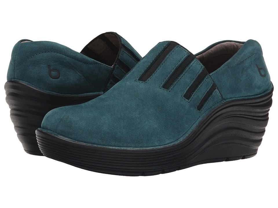 Bionica - Coast (Teal) Women's Slip on Shoes