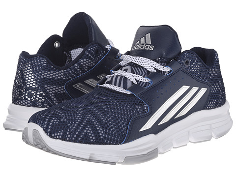 adidas - Gameday (Collegiate Navy/Platinum/Clear Onix) Men
