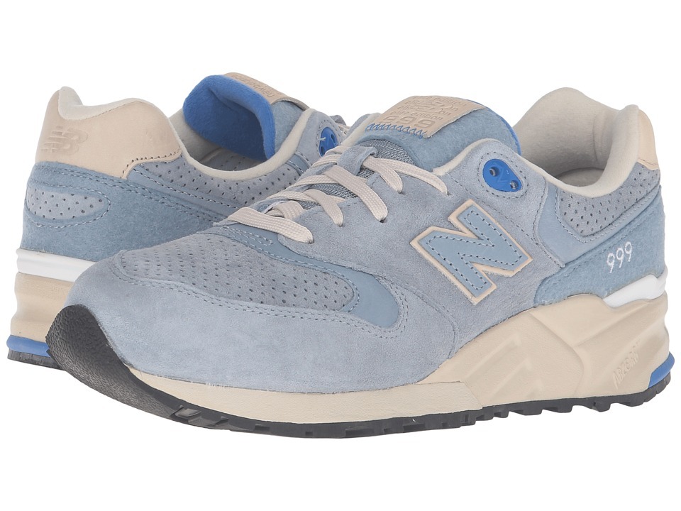 New Balance - ML999 (Cyclone Pig Suede) Men's Classic Shoes