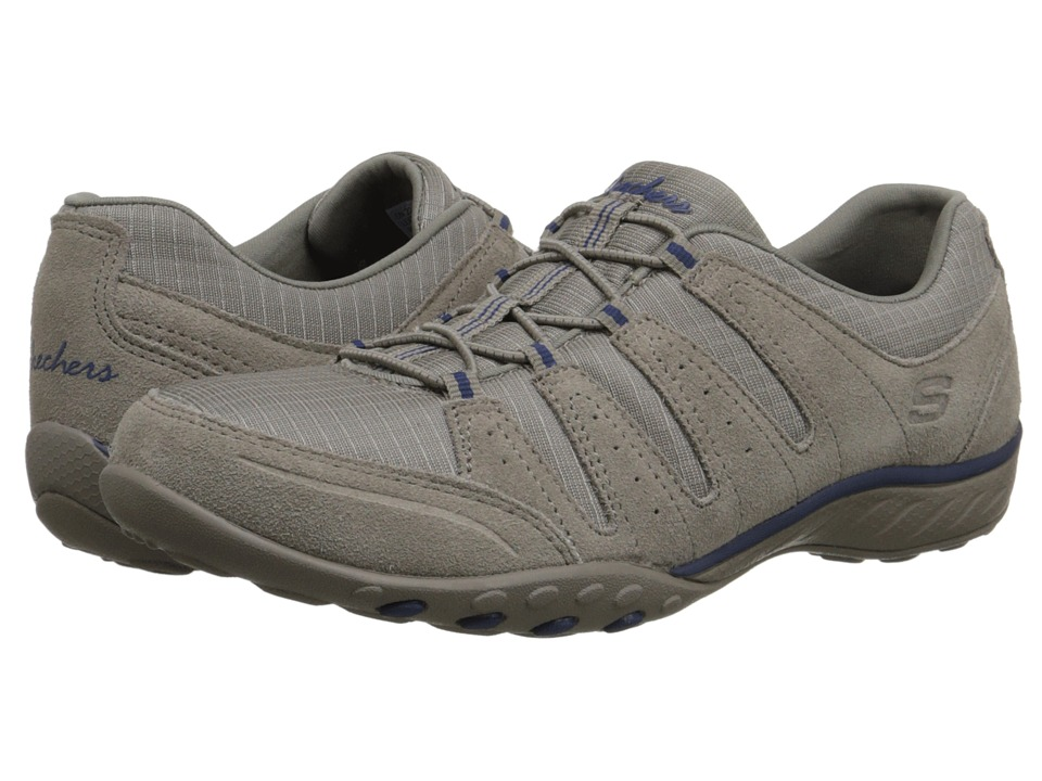 SKECHERS - Breathe-Easy - Imagine (Stone) Women