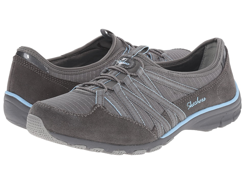 SKECHERS - Conversations - Holding Aces (Grey/Blue) Women
