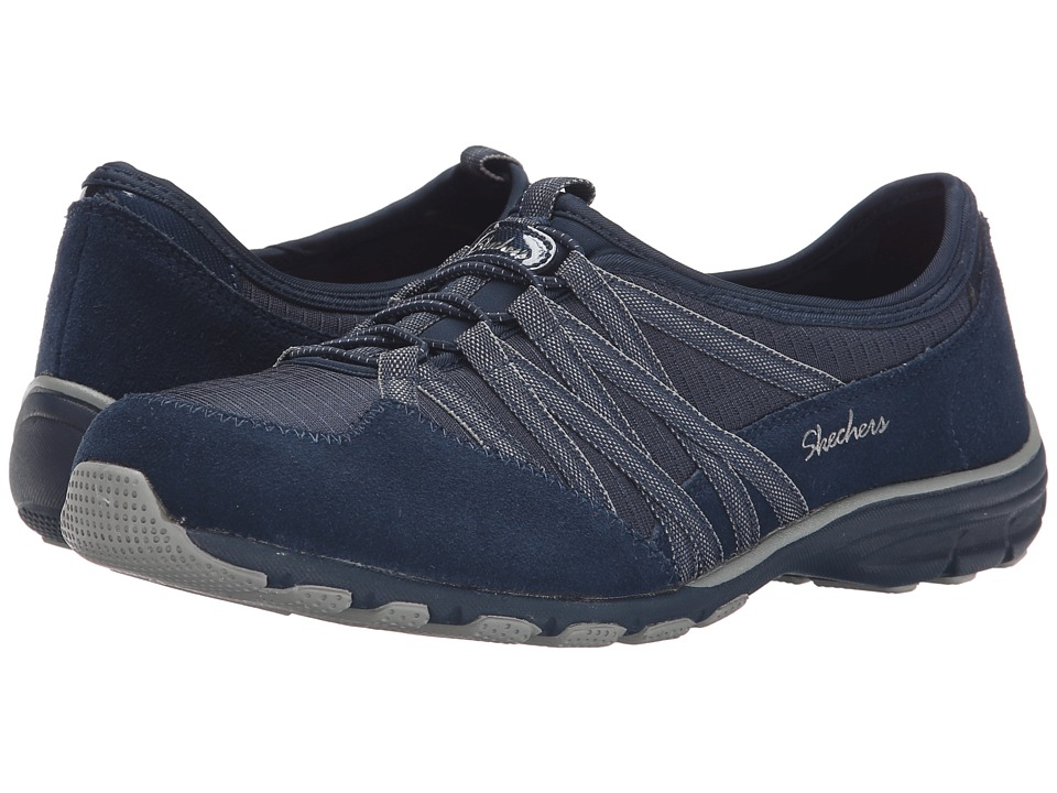 SKECHERS - Conversations - Holding Aces (Navy/Green) Women