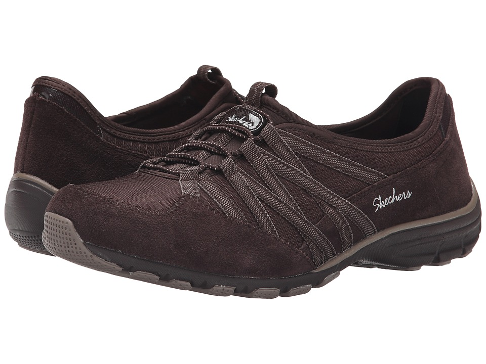 SKECHERS - Conversations - Holding Aces (Brown/Taupe) Women