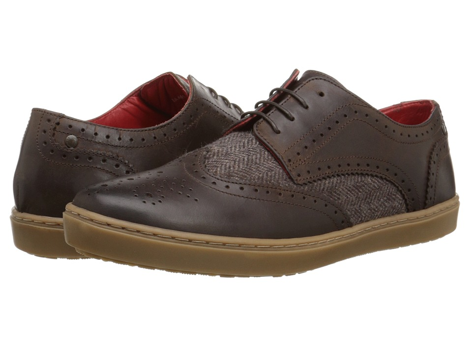 Base London - Anglo (Brown) Men's Shoes