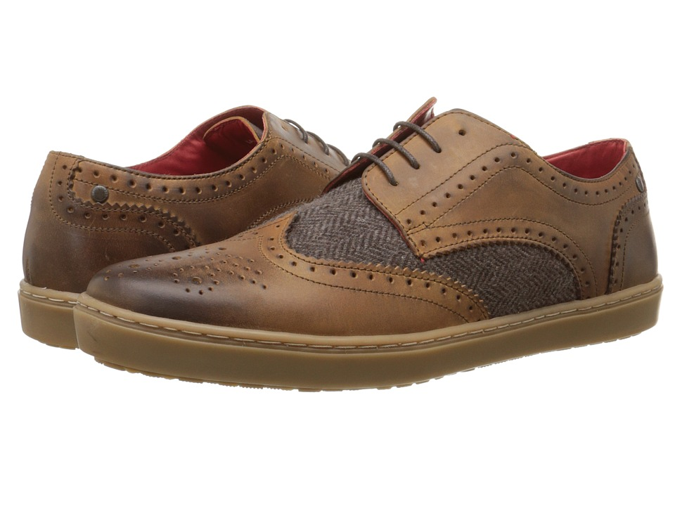 Base London - Anglo (Tan) Men's Shoes