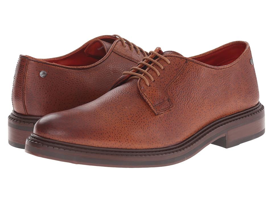 Base London - Maudslay (Tan) Men's Lace up casual Shoes