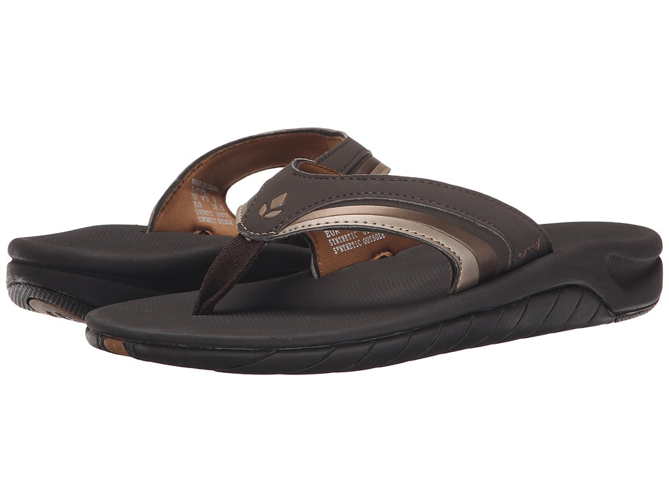 Reef - Slap 3 (Brown/Bronze) Women's Sandals