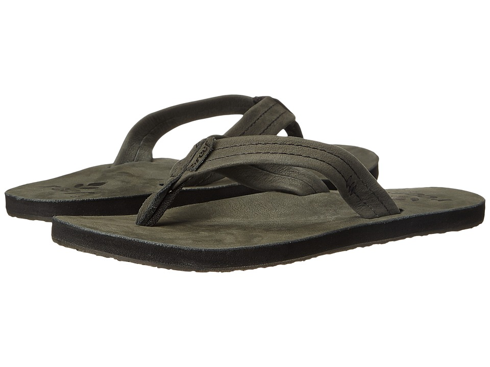Reef - Heathwood (Black) Women's Sandals