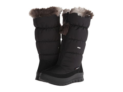 Pajar CANADA - Toboggan 2 Boot (Black) Women's Cold Weather Boots