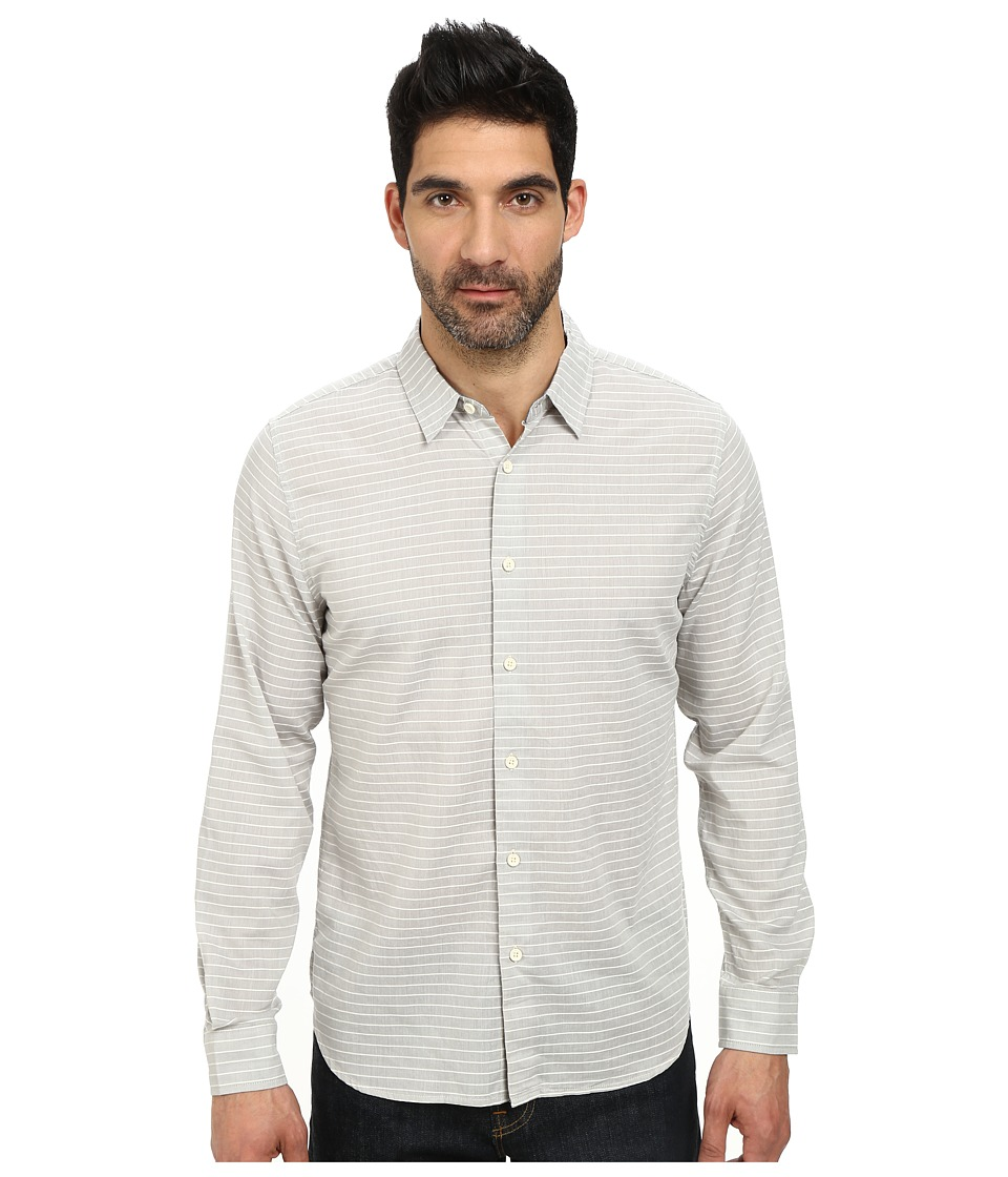 AG Adriano Goldschmied - Pivot Shirt (Ground Stripe) Men