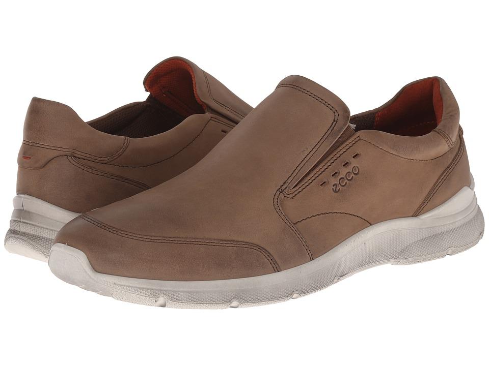 ECCO - Irondale Slip-On (Birch) Men's Slip on Shoes