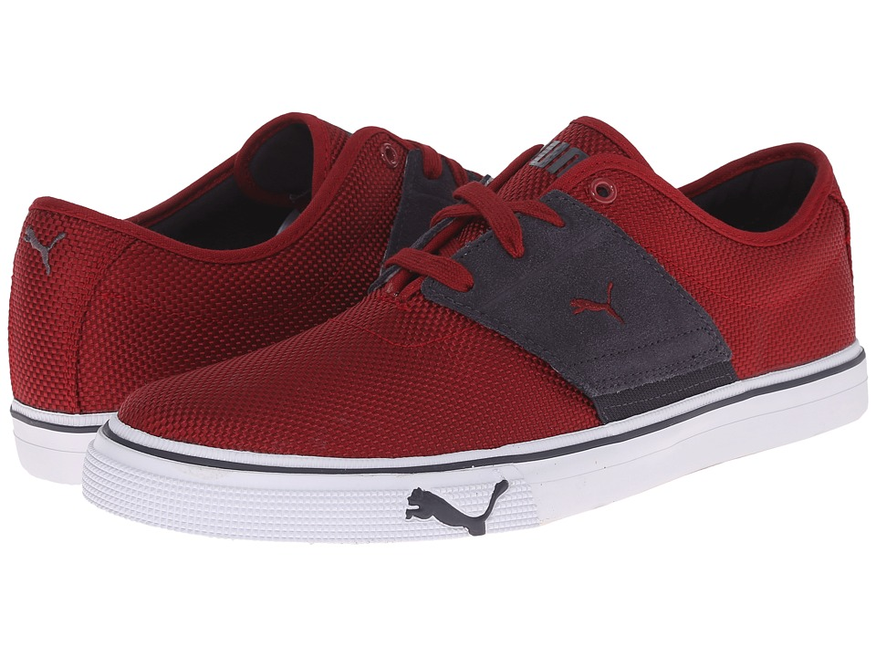 PUMA - El Ace Ripstop (Rio Red/Periscope) Men