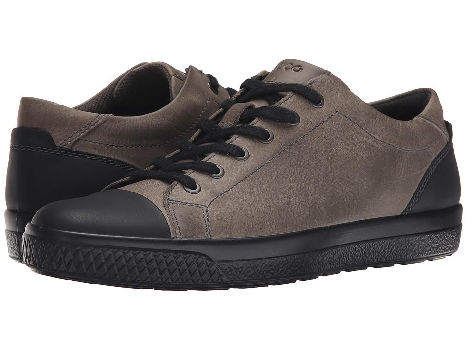 ECCO Ethan Tie (Black/Wild Dove) Men's Lace up casual Shoes