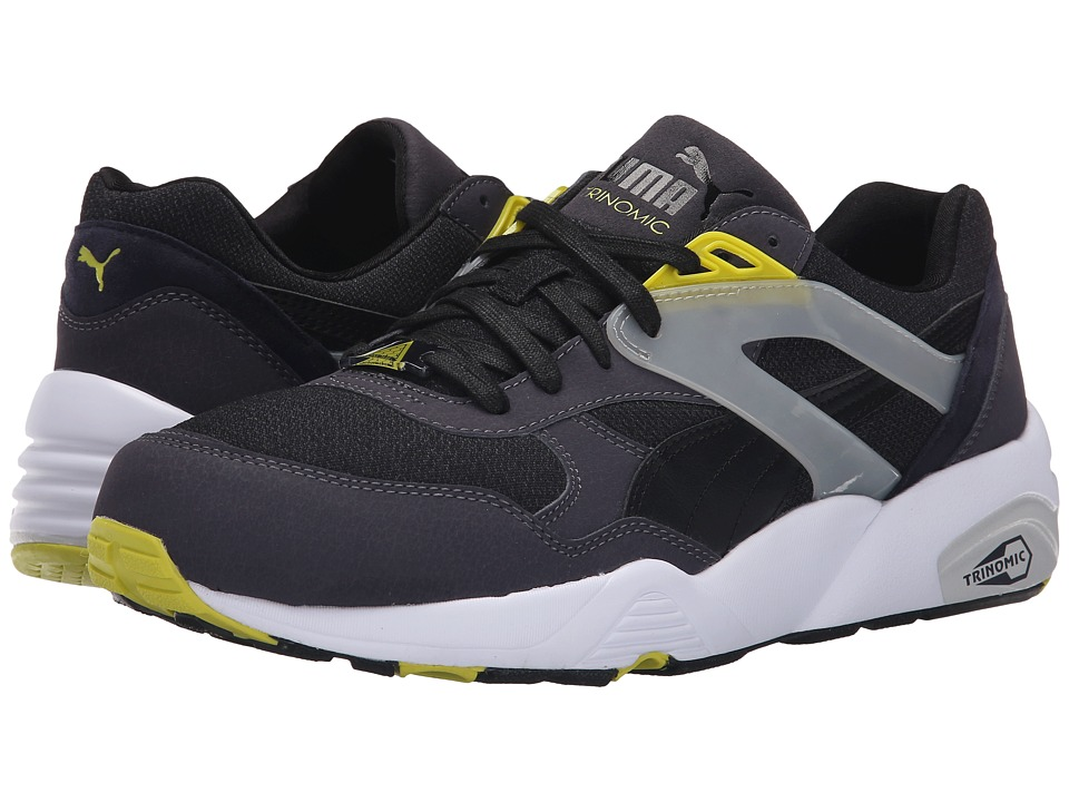 PUMA - R698 Modern Heritage (Periscope/Periscope/Black) Men's Shoes