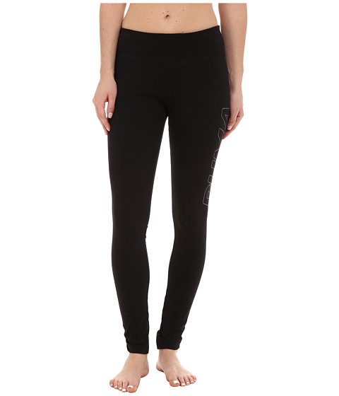 PUMA - Leggings (Black) Women's Casual Pants