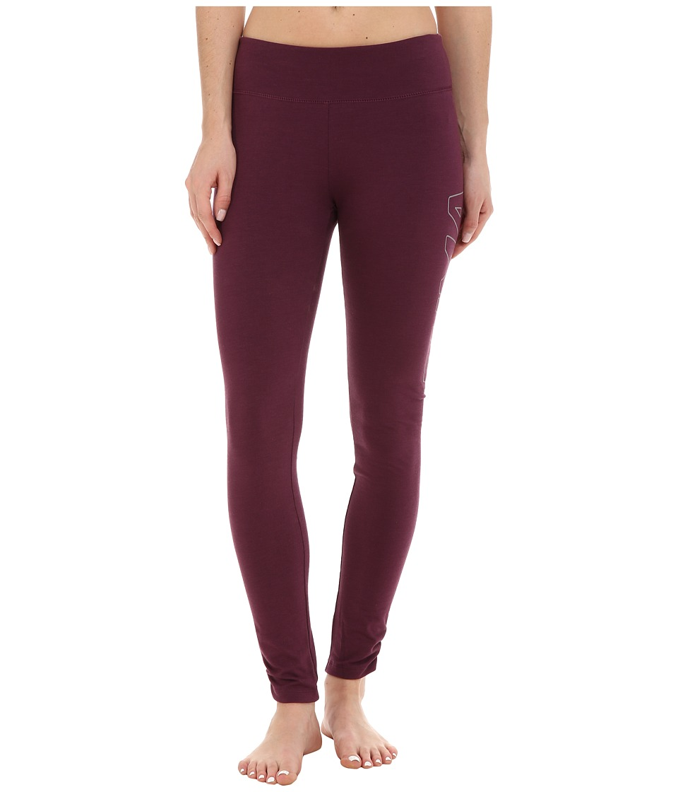 PUMA - Leggings (Italian Plum) Women's Casual Pants